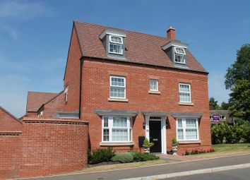 Thumbnail 4 bed detached house for sale in Blackthorn Road, Tenbury Wells