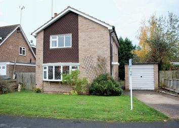 Thumbnail 3 bed detached house for sale in Collins Way, Alcester