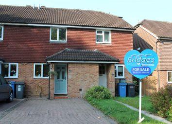 Coxmoor Close, Church Crookham, Fleet GU52. 2 bed terraced house