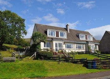Thumbnail 3 bed semi-detached house for sale in Shore Road, Colintraive, Argyll And Bute