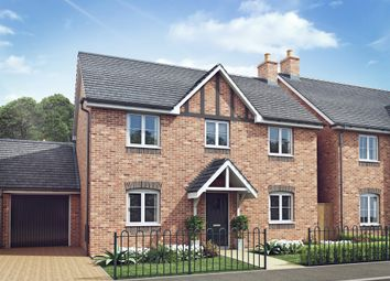 Thumbnail 3 bed detached house for sale in King Street, Yoxall, Burton-On-Trent