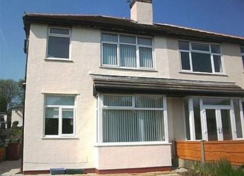 Thumbnail 3 bedroom semi-detached house to rent in Romney Road, Bolton