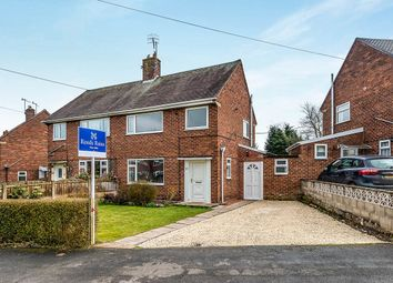 Thumbnail 2 bed semi-detached house for sale in Southwell Estate, Eccleshall, Stafford