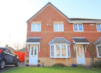 Thumbnail 3 bed semi-detached house for sale in Gemini Drive, Dovecot, Liverpool