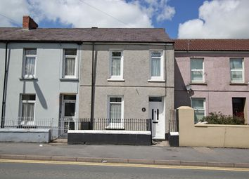 Thumbnail 2 bed terraced house for sale in St. Catherine Street, Carmarthen, Carmarthenshire