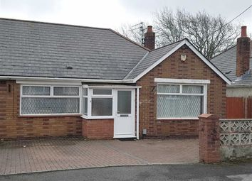 Thumbnail 2 bed semi-detached bungalow for sale in Edward Street, Barry