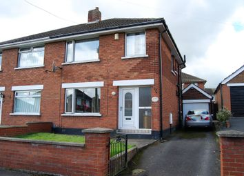 Thumbnail 3 bed semi-detached house for sale in Jellicoe Parade, Belfast