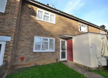 Thumbnail 2 bed terraced house to rent in Little Grove Field, Harlow