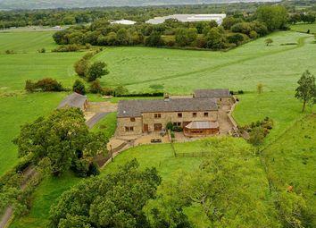 Thumbnail 4 bed barn conversion for sale in Lower Intack Barn, Mellor Brook, Blackburn