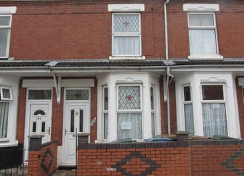 Thumbnail 2 bedroom property to rent in Queen Marys Road, Coventry