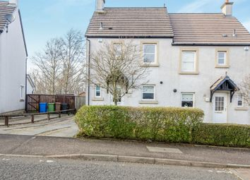 Thumbnail 3 bed semi-detached house for sale in Mallots View, Newton Mearns, Glasgow