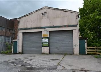 Thumbnail Warehouse to let in Old Mill Lane/Snow Hill, Macclesfield