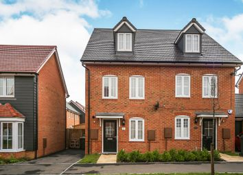 Thumbnail 3 bed semi-detached house for sale in Mills Court, Maidstone