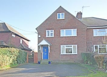 Thumbnail 4 bed semi-detached house for sale in Colvers, Matching Green, Harlow, Essex