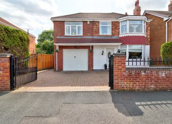 Thumbnail 4 bed detached house for sale in Charnley Road, Stafford
