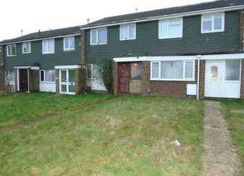 Thumbnail 3 bed terraced house to rent in Alesia Close, Luton