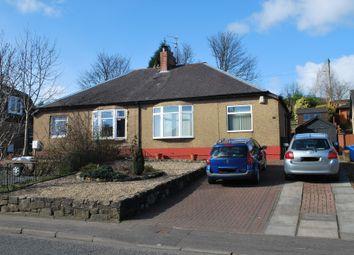 Thumbnail 2 bed semi-detached bungalow for sale in Larbert Road, Bonnybridge