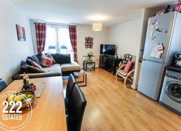 Thumbnail 2 bed flat for sale in Moorside, Warrington