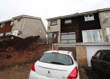 Thumbnail 3 bed semi-detached house to rent in Manor Park, Manor Park, Newbridge