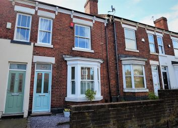 Thumbnail 2 bed terraced house for sale in Burton Road, Littleover, Derby