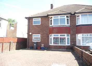 Thumbnail 2 bed flat for sale in Wellington Road South, Hounslow