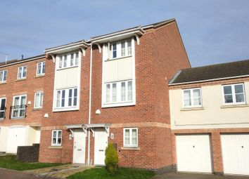 Thumbnail 3 bed town house for sale in Sarah Avenue, Sherwood, Nottingham