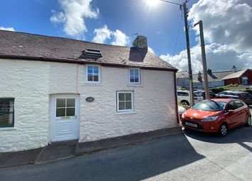 Thumbnail 2 bed cottage for sale in Llanon, Ceredigion