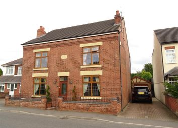 Thumbnail 5 bed detached house for sale in Melbourne Road, Ibstock, Leicestershire