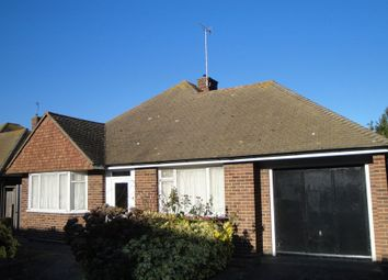 Thumbnail 2 bed detached bungalow for sale in St. Anthonys Way, Margate