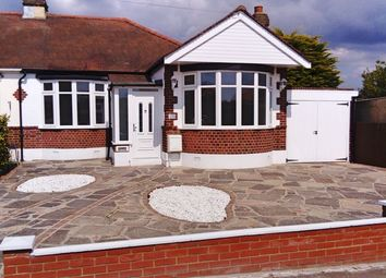 3 bed semi-detached bungalow for sale in Upland Court Road, Harold Wood, Romford RM3