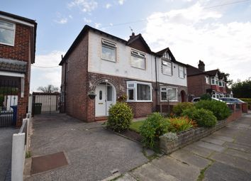 Thumbnail 3 bed semi-detached house for sale in Meadows Road, Heald Green, Cheadle