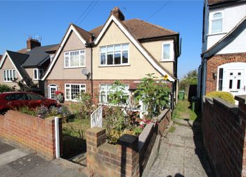Thumbnail 3 bed semi-detached house for sale in Brinklow Crescent, Shooters Hill, London