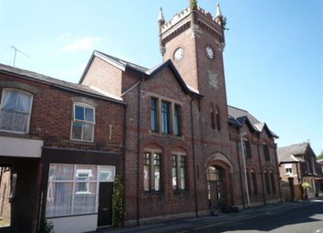 Thumbnail 2 bed flat to rent in Bridge Street, Macclesfield
