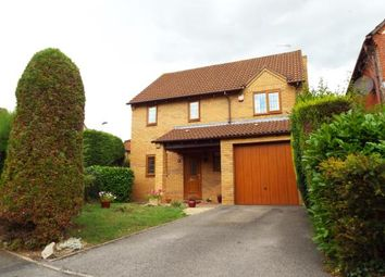 Thumbnail 3 bed detached house for sale in Oaktree Crescent, Bradley Stoke, Bristol, Gloucestershire
