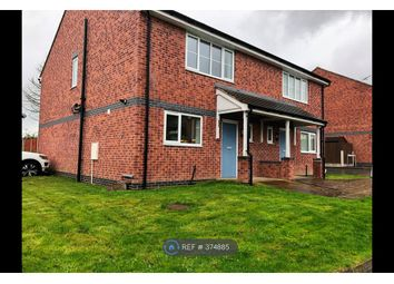 Thumbnail 3 bed semi-detached house to rent in Monkey Puzzle Court, Stoke-On-Trent