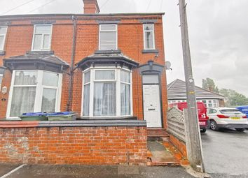 Thumbnail 3 bed end terrace house for sale in Hill Top, West Bromwich