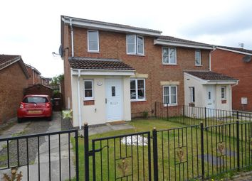 Thumbnail 3 bed semi-detached house for sale in Cherry Avenue, Cumbernauld