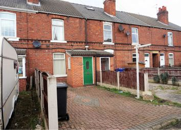 Thumbnail 2 bed terraced house for sale in Garden Terrace, Doncaster