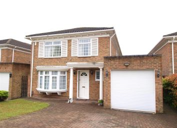 Thumbnail 4 bedroom detached house for sale in Edgeborough Way, Bromley