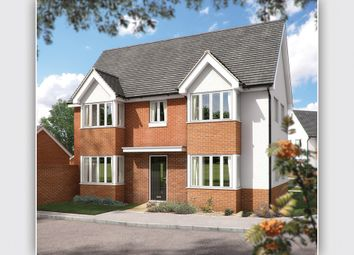 "Thumbnail 3 bed semi-detached house for sale in ""The Sheringham"" at Chard Road, Axminster"