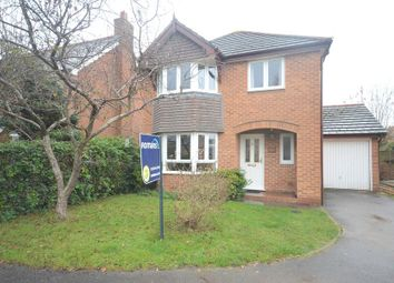 Thumbnail 4 bedroom detached house to rent in Hurricane Way, Woodley, Reading