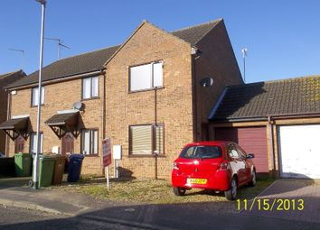 Thumbnail 2 bed semi-detached house to rent in Payne Avenue, Wisbech