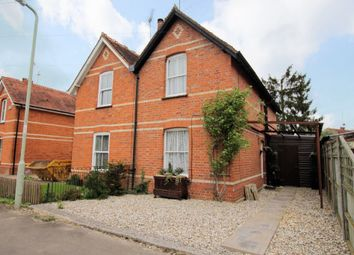 Thumbnail 2 bed semi-detached house for sale in Meadowside Road, Pangbourne, Reading