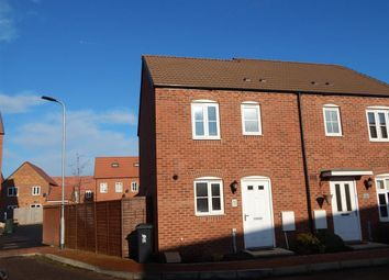 Thumbnail 2 bed semi-detached house to rent in St. Vincent Court, Newport