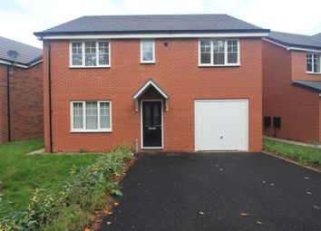 Thumbnail 5 bed detached house to rent in Ashes Lane, Bearwood