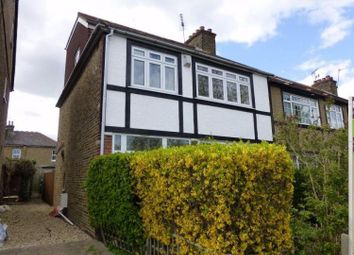 Thumbnail 4 bed semi-detached house to rent in Highview Road, Ealing, London