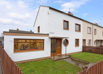 Thumbnail 3 bed end terrace house for sale in 2 Hazel Court, Dunbar