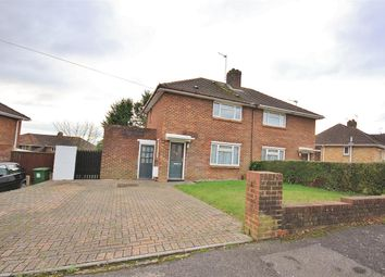 Thumbnail 2 bed semi-detached house for sale in Kitchener Crescent, Waterloo, Poole