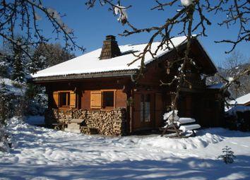 Thumbnail 3 bed chalet for sale in Morillon Village, Haute-Savoie, Rhône-Alpes, France