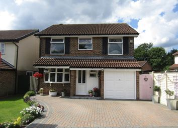 Thumbnail 4 bedroom detached house for sale in Sapphire Ridge, Waterlooville